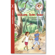 Welcome Down Under book for children - Nina's Adventures