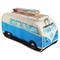 Gifts for Kombi fans - Blue VW Campervan lunch bag