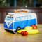Blue VW Campervan cooler lunch bag
