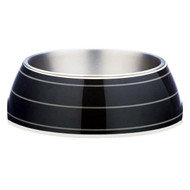 Smart design pet bowl Jet Black