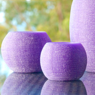 Candle Caves Lavender (set of three)