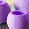 Candle Caves Lavender (set of three) | The Design Gift Shop