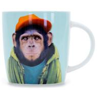 Porcelain Mug Chimp