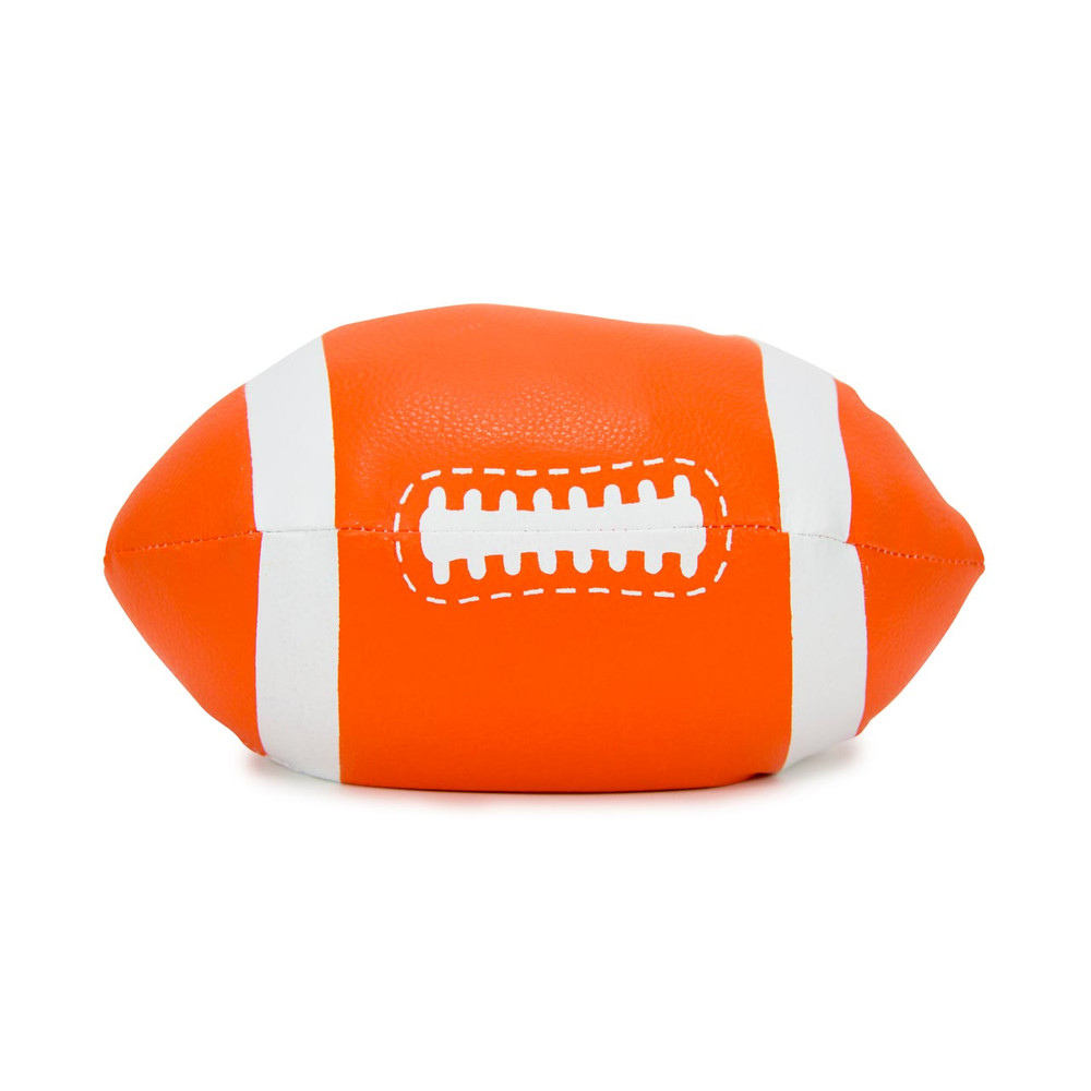 Doorstop Football orange