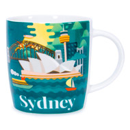 Australia Coffee Mug Sydney