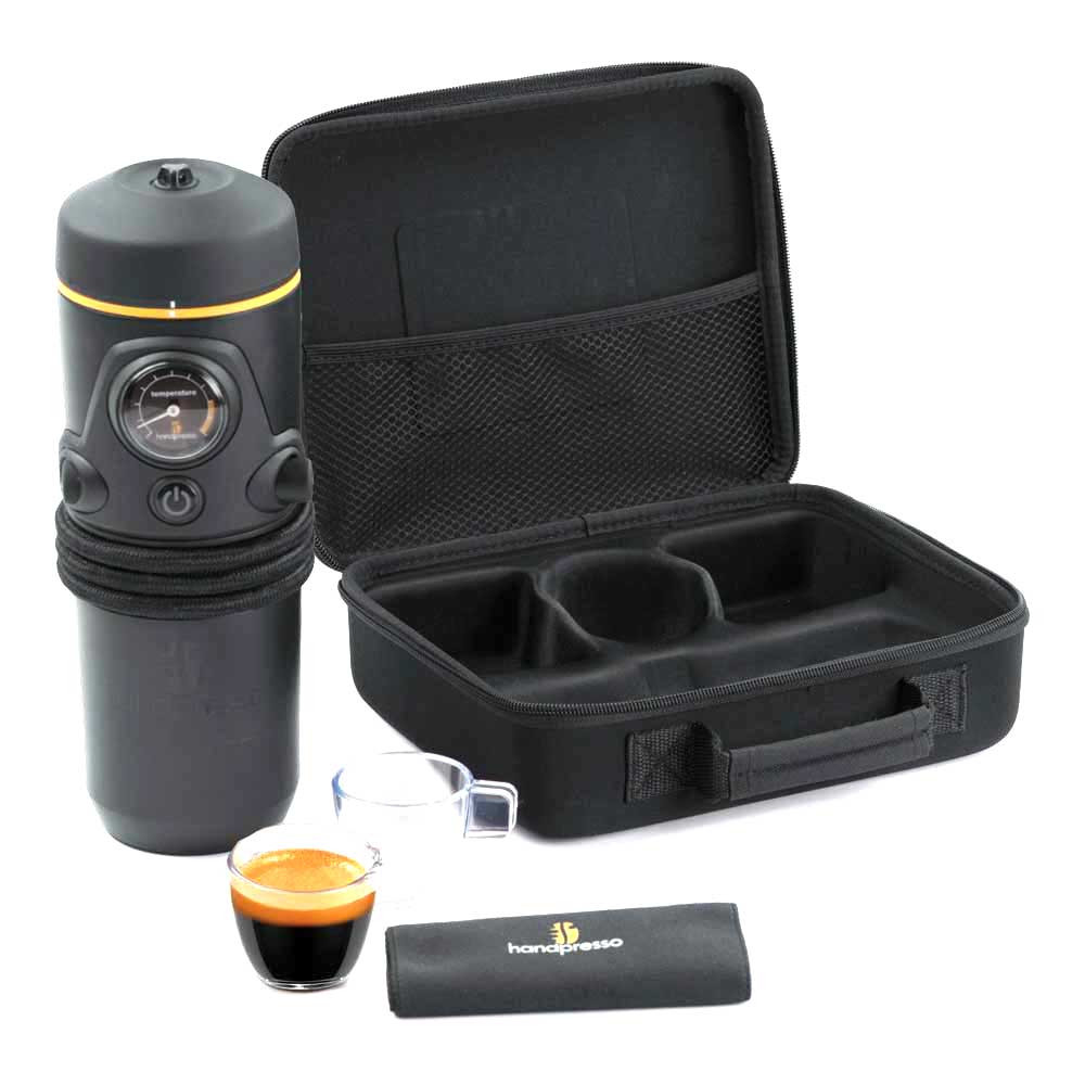 Handpresso Auto - premium auto in car espresso maker set | The Design Gift Shop