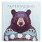 Paperweight Bear gift box | The Design Gift Shop