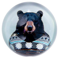 Paperweight Bear
