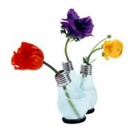 Vase Bluehbirne
