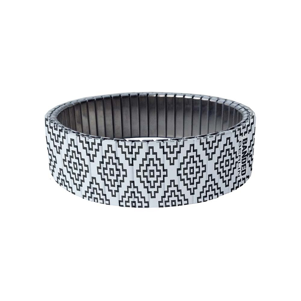 Peyote Black bracelet by Banded - Berlin | The Design Gift Shop
