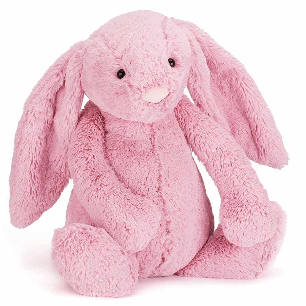 Bashful Bunny tulip pink medium | The Design Gift Shop
