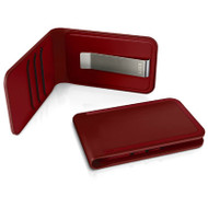DOSH LUXE WALLET, 3 card and money clip, Style Vintage