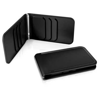 DOSH LUXE 6 card wallet, style Rook