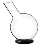 ALCHEMY Wine Decanter -Black Base - ITALESSE