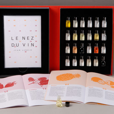 Le Nez Du Vin - Red + White Duo - 24 Wine Aroma Set