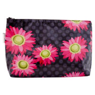 ANNABEL TRENDS -  Large Cosmetic Bag - DAISY DOT
