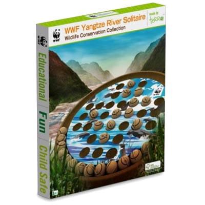 WWF - Yangtze River Solitaire - Bordgame