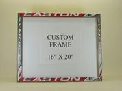 16 x 20 Custom Composite Stick Frame