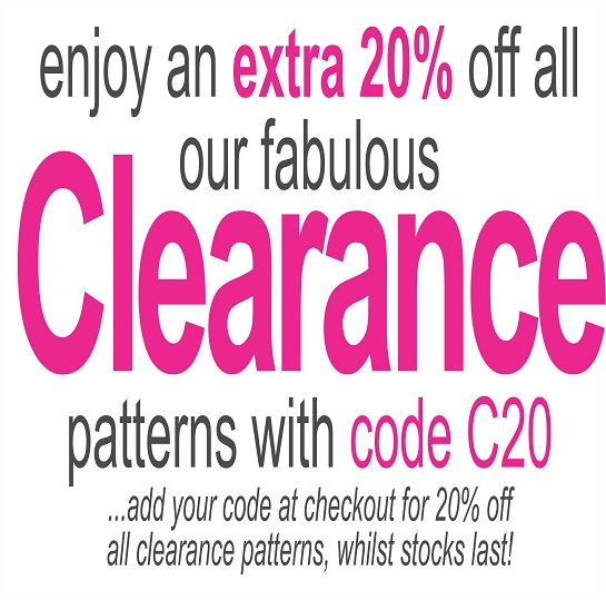 20% Off July Clearance