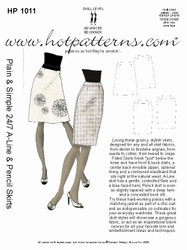 HP 1011 DL Arch E A0 A4 & letter Plain & Simple 24/7 A-Line & Pencil Skirts