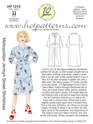 HP 1215 Metropolitan Jermyn Street Shirtdress