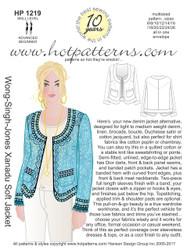 HP 1219 A4 AND letter download Wong-Singh-Jones Xanadu Soft Jacket