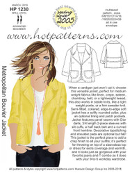 HP 1230 Download Metropolitan Bouvier Jacket