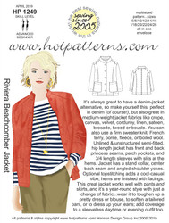 HP 1249 Riviera Beachcomber Jacket