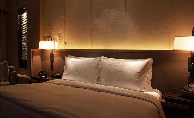 Home Improvement - Headboard Lighting with LED Strips Lights