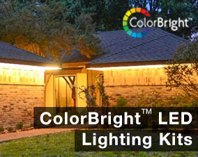 Colorbright Series LED strip light kits Flexfire LEDs