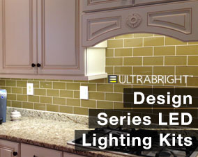 Design Series LED strip light kits Flexfire LEDs