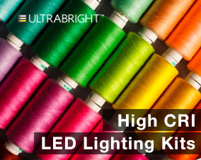 High CRI Colorbright Series LED strip light kits Flexfire LEDs