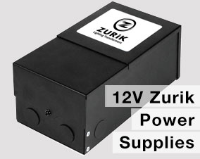 12v zurik power supplies