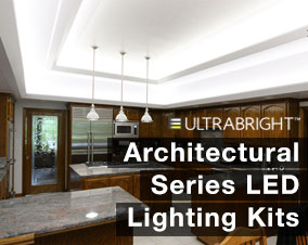Architectural Series LED strip light kits Flexfire LEDs