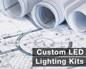 Custom LED Strip Lighting Kits
