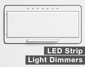 Dimmers for LED Strip Lights