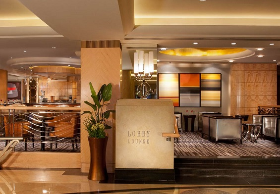 Hilton New York Lobby LED Strip Light