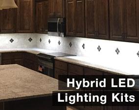 Hybrid LED Strip Lighting Kits.jpg ... & Flexible LED Strip Lighting Kits from Flexfire LEDs - Brightest ... azcodes.com