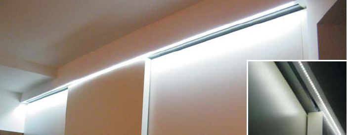 Charmant LED Closet Lighting