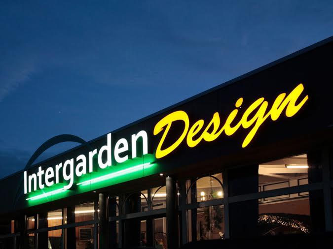 LED Signage Lighting example