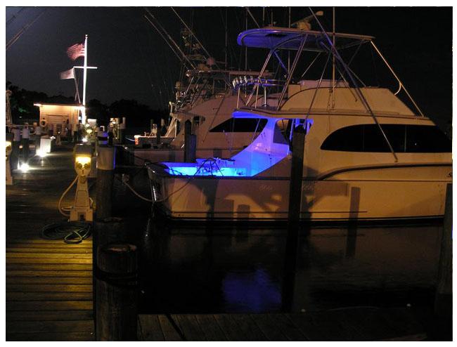 Led strip light examples led boat and marine lighting examples led strip lighting example for boats aloadofball Choice Image