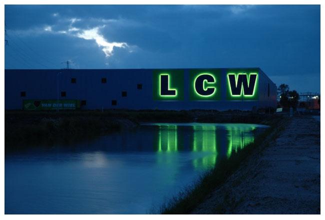 Led Strip Lights Examples For Signs Led Signage Retrofits