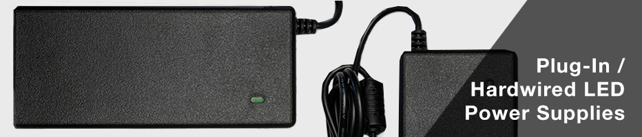 Plug-in adaptor power supplies