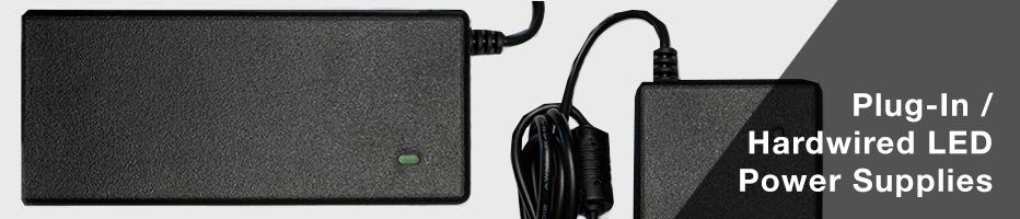 Plug-in adaptor power supplies