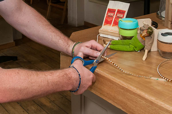 how to install under counter led lighting step 1