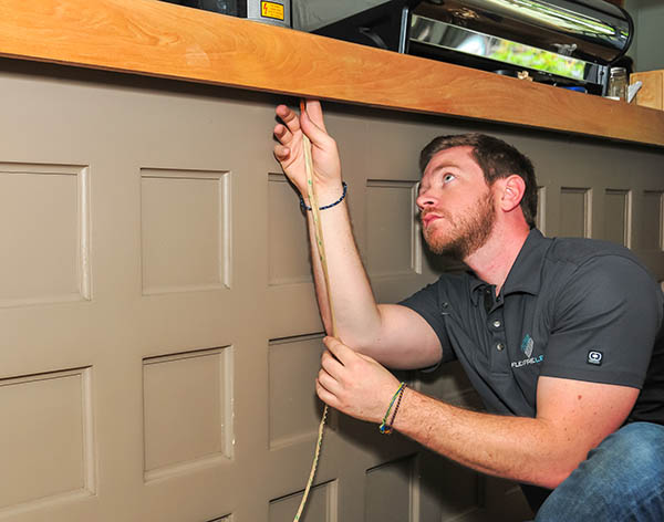 how to install under counter led lighting step 6 - Under Cabinet Led Lighting