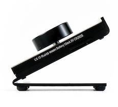 Wireless desktop Dimmer Side View