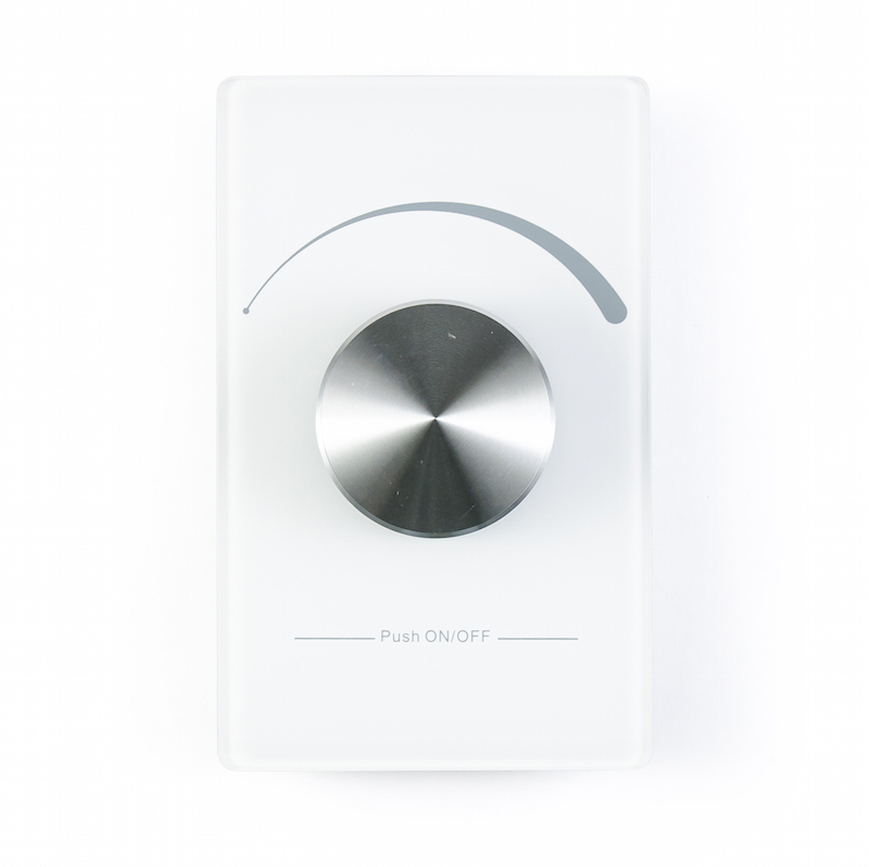 Wireless Wall Dimmer for LED Strip Lights