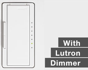 Kits with Lutron Dimmer