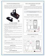Zurik Install Sheet